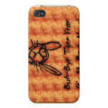 Welcome Rabbit Year iPhone 4/4S Case
