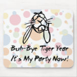 Welcome Rabbit Year Mouse Mat