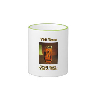 Welcome! Ringer Mug