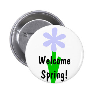 Welcome Spring! Pin