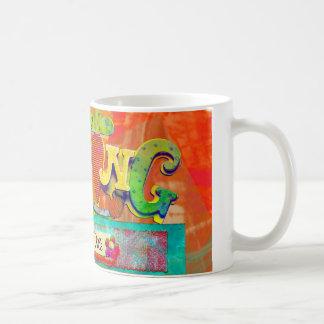 Welcome Spring Basic White Mug