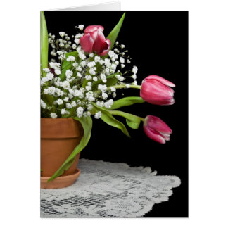 Welcome Spring Note Card
