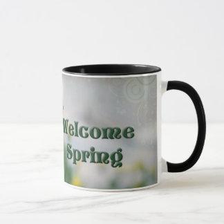 Welcome Spring h- store Mug