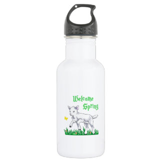 WELCOME SPRING LAMB 532 ML WATER BOTTLE