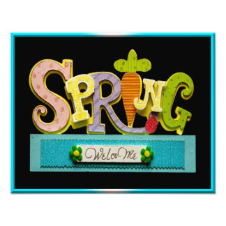 Welcome Spring Photo