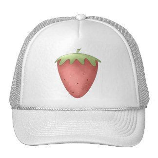 Welcome Spring · Strawberry Hat