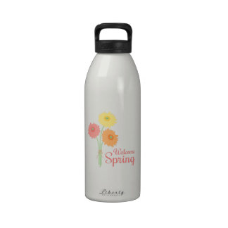 Welcome Spring Water Bottle
