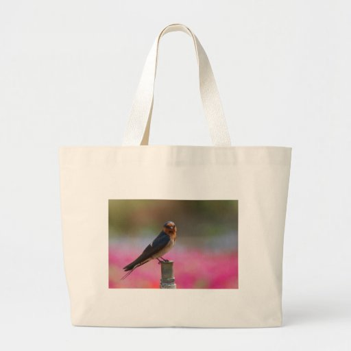 Welcome Swallow Canvas Bag