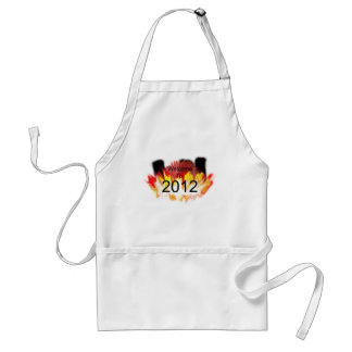 Welcome to 2012 apron