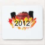 Welcome to 2012 mouse pads