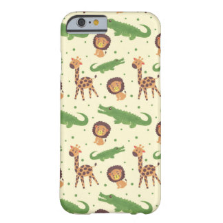 Welcome to Africa Barely There iPhone 6 Case