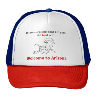 Welcome to Arizona! Cap