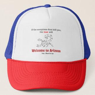 Welcome to Arizona! Cap