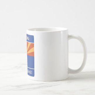 Welcome to Arizona, Papers Please! Mugs
