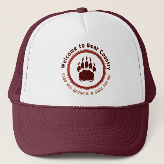 Welcome to Bear Country Cap
