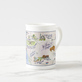 Welcome to Buffalo Map Tea Cup