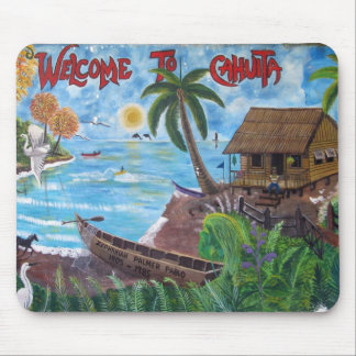 Welcome to Cahuita Mouse Pads