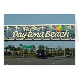 Welcome to Daytona Beach Cards