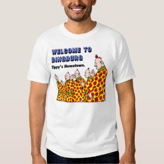 Welcome To Dingburg #1 Tshirt