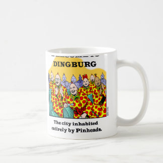 Welcome To Dingburg #3 Mug