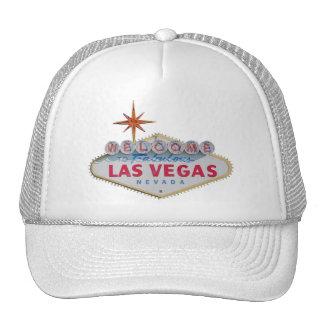 Welcome to Fabulous Las Vegas Cap Mesh Hat