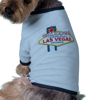 Welcome to Fabulous Las Vegas Pet T Shirt