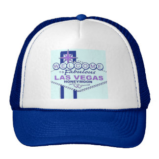 Welcome to Fabulous Las  Vegas Honeymoon Cap