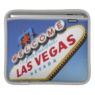 Welcome To Fabulous Las Vegas iPad Sleeve