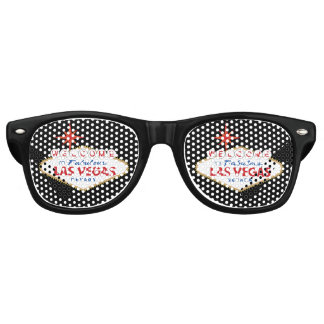 Welcome to Fabulous Las Vegas, Nevada Retro Sunglasses