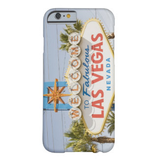 Welcome to fabulous las vegas nevada sign barely there iPhone 6 case