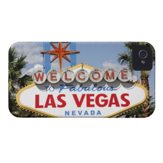 Welcome to Fabulous Las Vegas Nevada Sign Case-Mate iPhone 4 Case