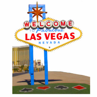 Welcome to Fabulous Las Vegas Photo Sculpture