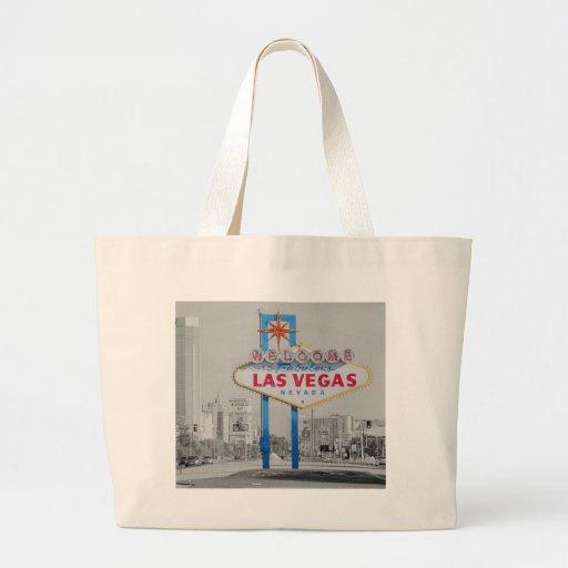 Welcome to Fabulous Las Vegas Retro Sign Bag