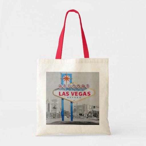 Welcome to Fabulous Las Vegas Sign Bag