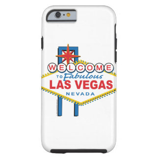 Welcome to Fabulous Las Vegas Tough iPhone 6 Case