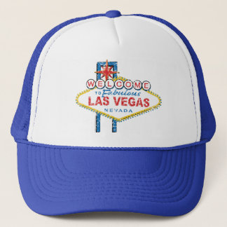 Welcome to Fabulous Las Vegas Trucker Hat