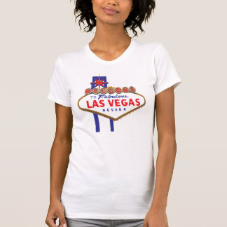 Welcome to Fabulous Las Vegas Vector Graphic Tee
