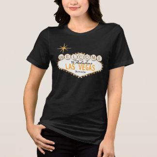 Welcome to Fabulous Las Vegas - Yellow T-Shirt