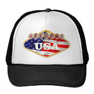 Welcome to Fabulous USA Cap Hat