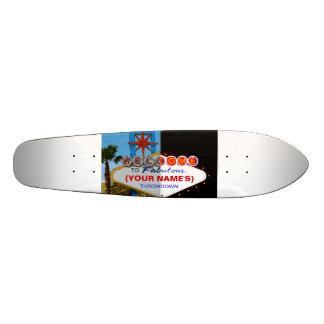 Welcome to Fabulous Your Throwdown! Custom Skateboard