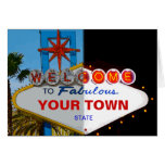 Welcome to Fabulous Your Town! Greeting Cards