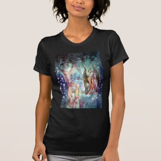 Welcome to Fairyland Ladies T-Shirt