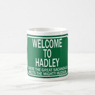 Welcome To Hadley Mug