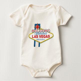 Welcome-to-Las-Vegas Baby Bodysuit