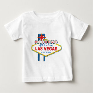 Welcome-to-Las-Vegas Baby T-Shirt