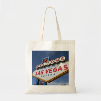 Welcome To Las Vegas Budget Tote Bag