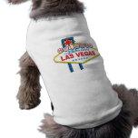 Welcome-to-Las-Vegas Dog T-shirt