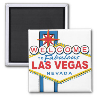 Welcome-to-Las-Vegas Magnet