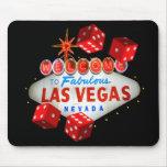 Welcome to Las Vegas Mousepad