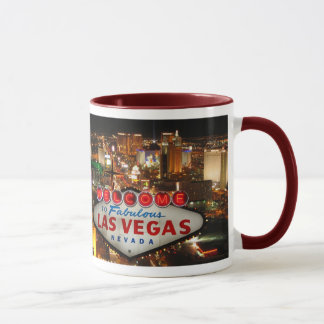 Welcome to Las Vegas Mug